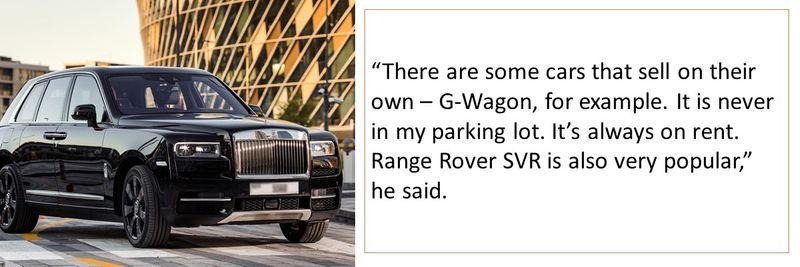 Rent luxury car 10 new