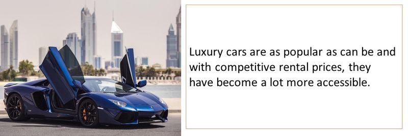 Rent luxury car 2