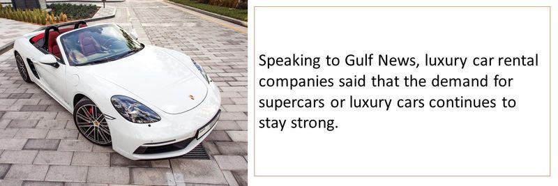 Rent luxury car 3