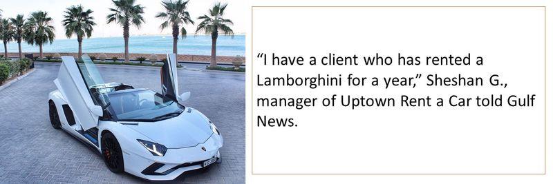 Rent luxury car 7