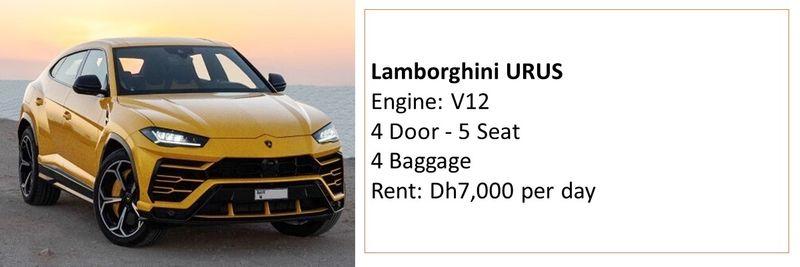 rent luxury uae 24
