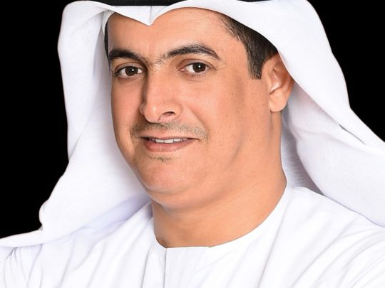 NAT 200124 Saeed Mohamed Al-Suwaidi, Managing Director at Abu Dhabi Distribution Company (ADDC)-1579862554524