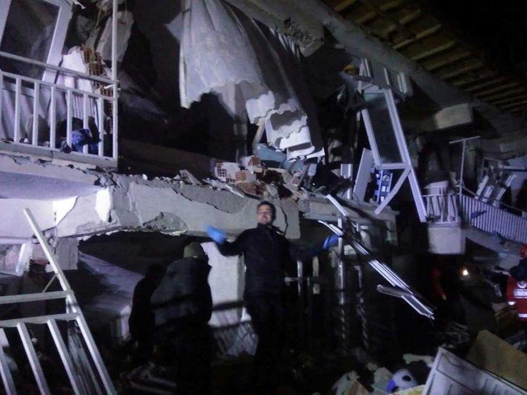 Risultati immagini per earthquake turkey