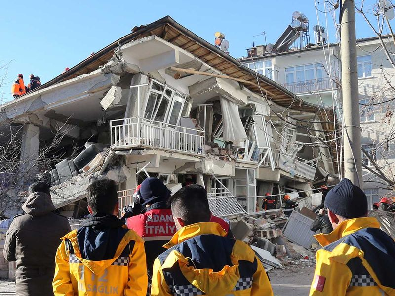 turkey earthquake - photo #37