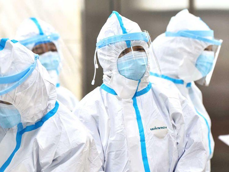 「coronavirus Protective clothing」的圖片搜尋結果