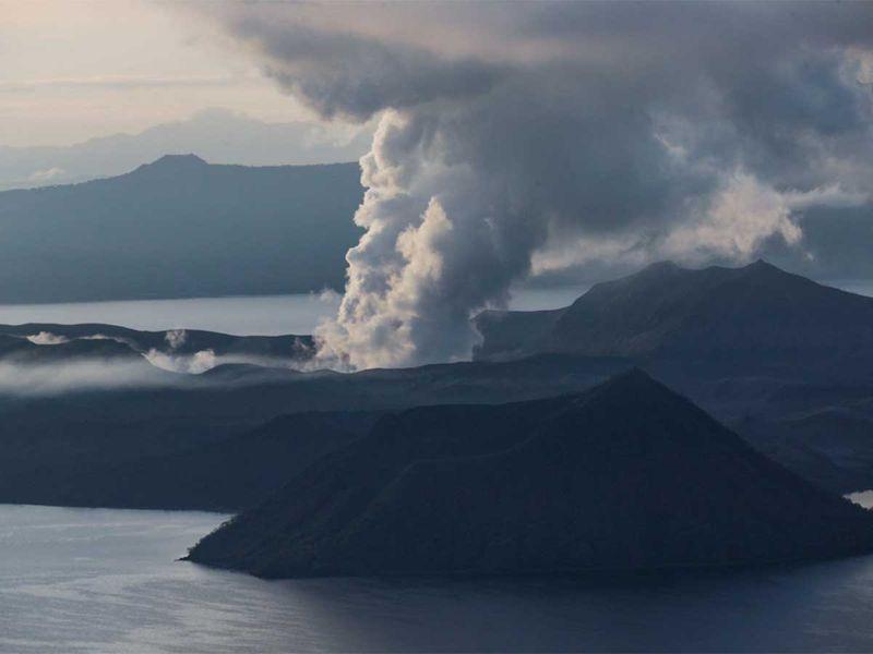 26012020 taal volcano