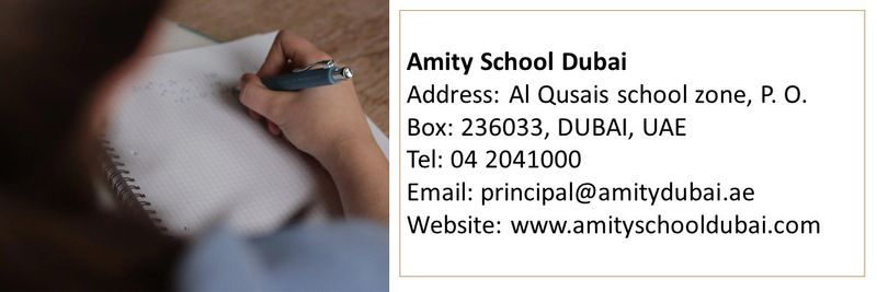CBSE schools in UAE 12