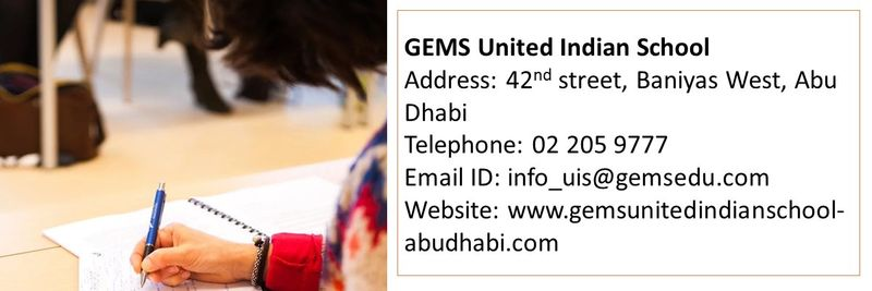 CBSE schools in UAE 33