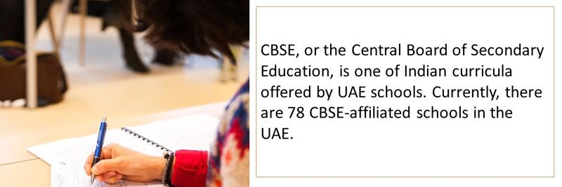 CBSE schools in UAE 3