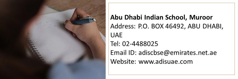 CBSE schools in UAE 6