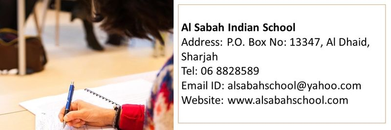 CBSE schools in UAE 9