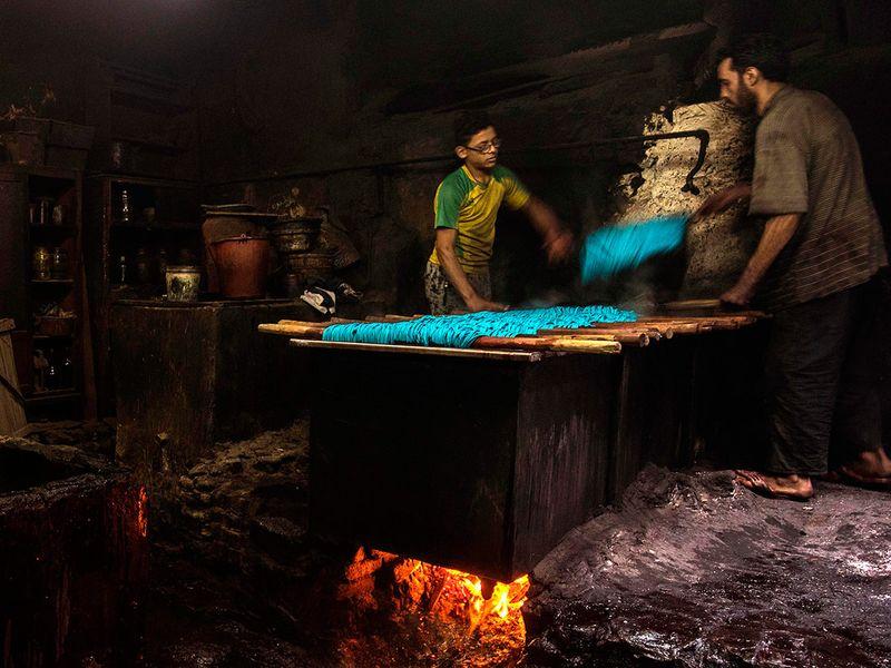 Egypt Dye 6