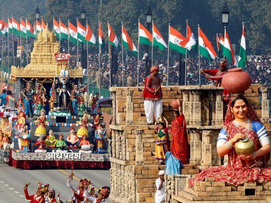 India RepDay1
