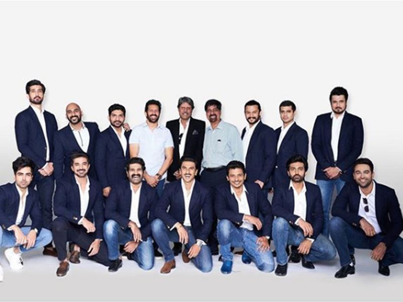 Team of 83