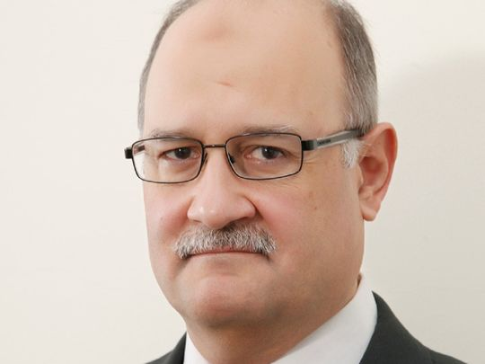 Hatem Al Mosa, CEO of SNOC