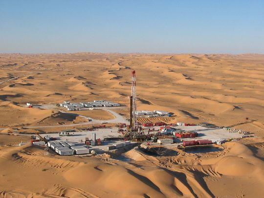 Mahani gas field 001