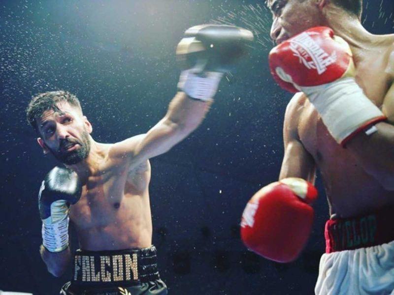 Muhamamd waseem boxer