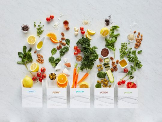 New five-day diet that mimics fasting launched in Dubai