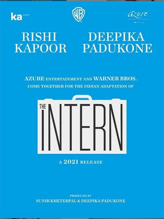 Poster of Intern