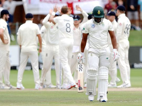South Africa were thrashed by England in the recent Tests.