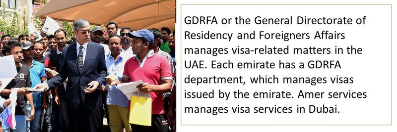 Discount on UAE visa overstay 10