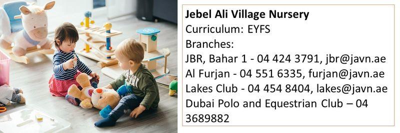 Nurseries in UAE 14