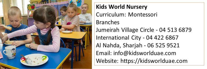 Nurseries in UAE 16