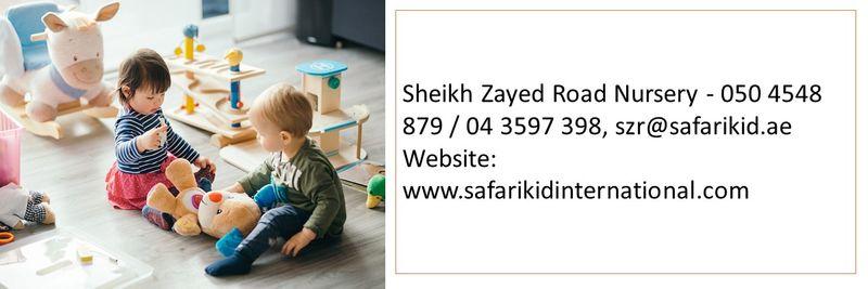 Nurseries in UAE 24