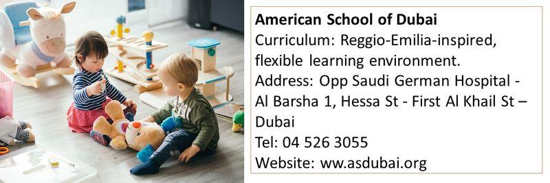 Nurseries in UAE 4