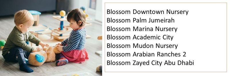 Nurseries in UAE 7