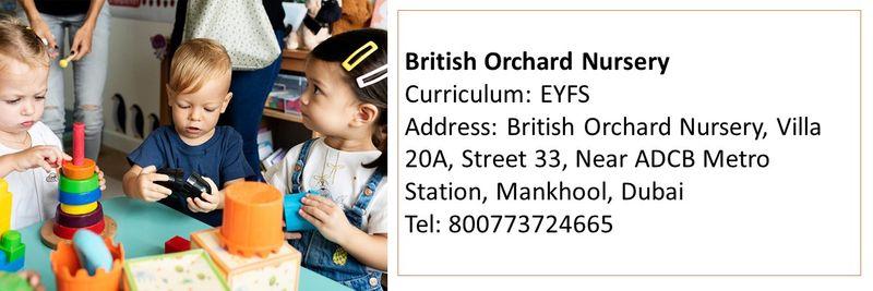 Nurseries in UAE 9