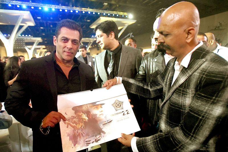 Salman Khan at  Umang