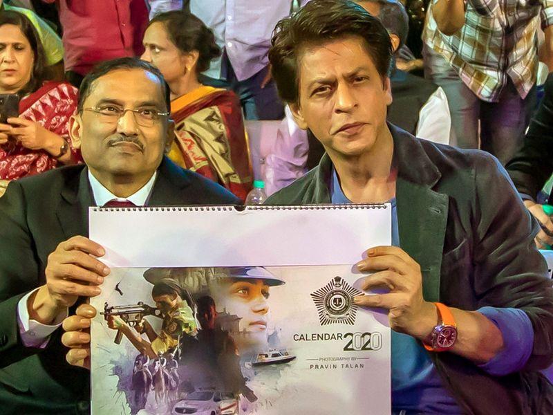 Shahrukh Khan at  Umang