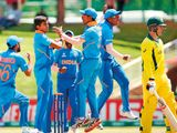 Tyagi bowled India to win over Australia in Under-19 Super League quarter-finals
