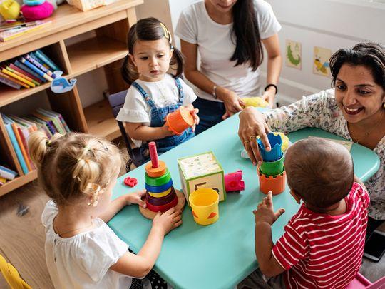 nurseries in UAE lead