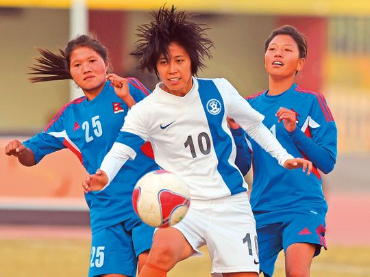 India's star striker Bala Devi has joined Scottish club Rangers.