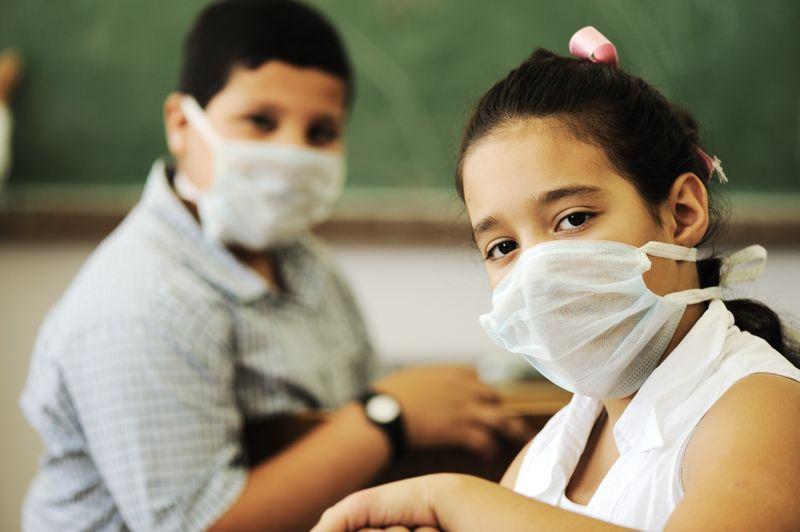 UAE schools have sent out 'seasonal flu' advisories