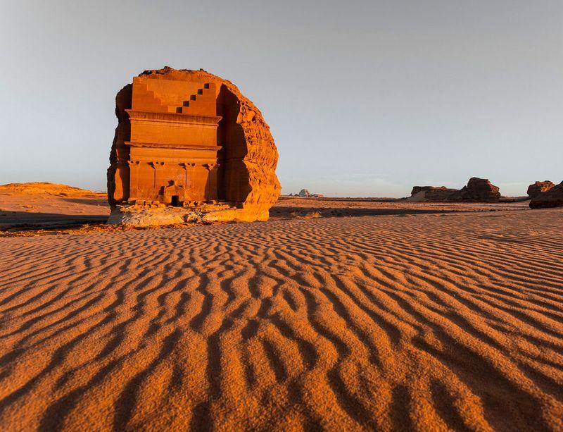 Al Ula Saudi, Arabia