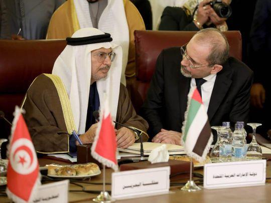 Gargash Arab League