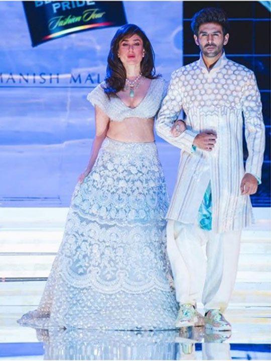 Kareena Kapoor Khan and Kartik Aaryan