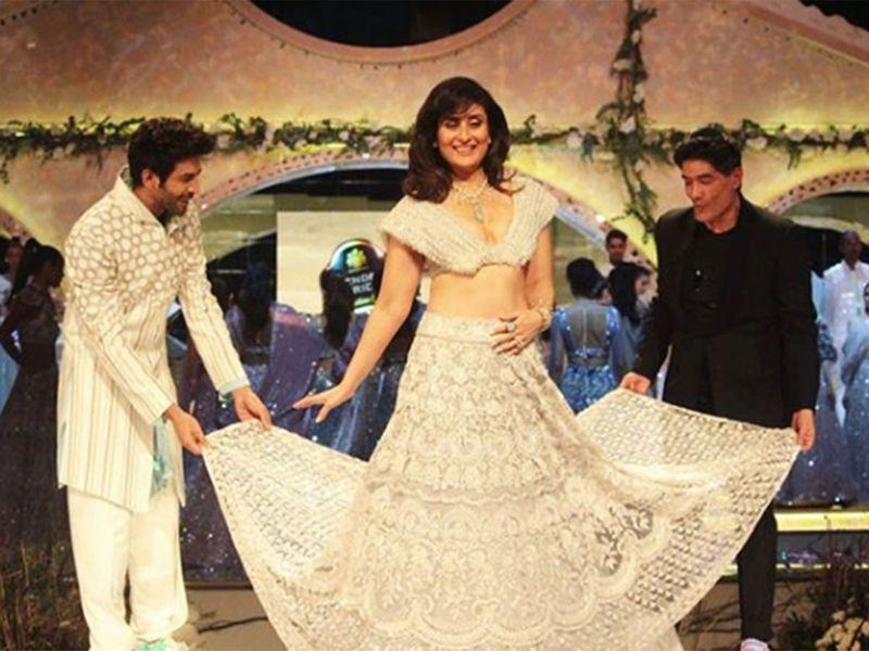 Kareena Kapoor and Kartik Aaryan