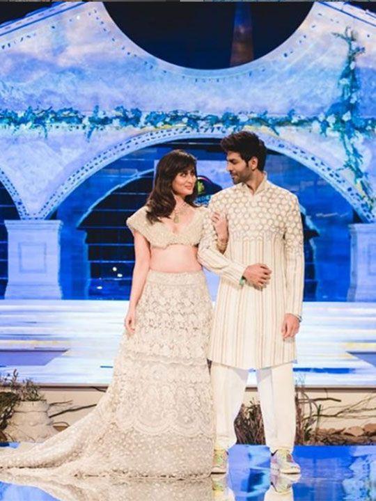 Kartik Aaryan and Kareena Kapoor Khan