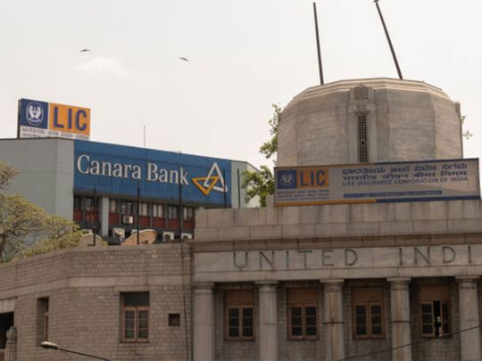 LIC, Canara Bank