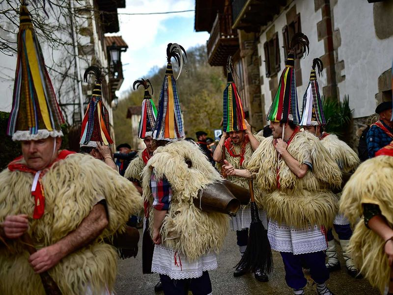 Spain_Traditional_Carnival_Joaldunak_33823