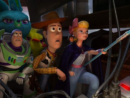 TAB Toy Story 4-1580621047974