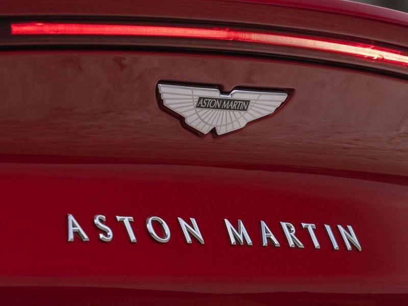 Auto Aston Martin