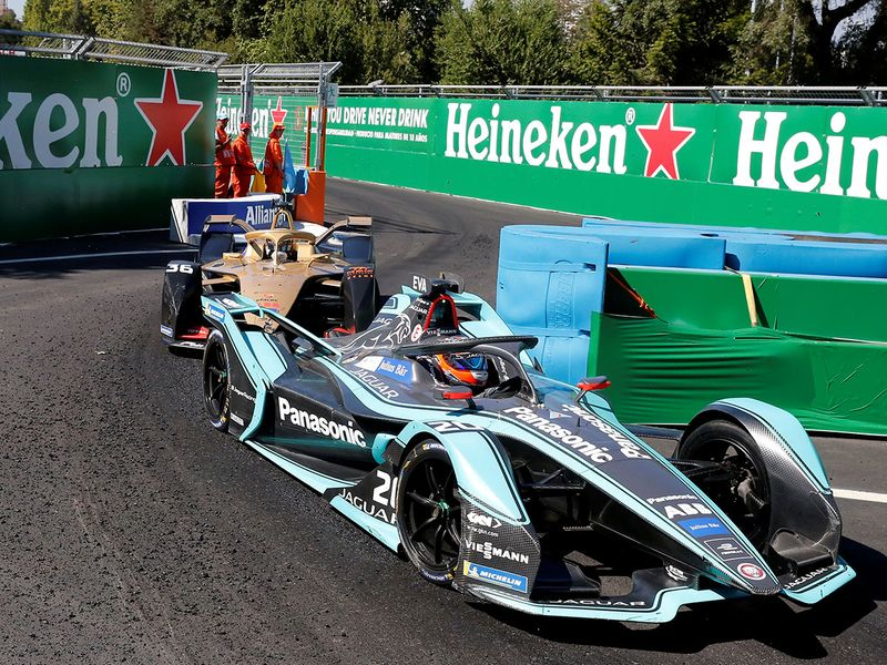 Formula E race in China has been cancelled