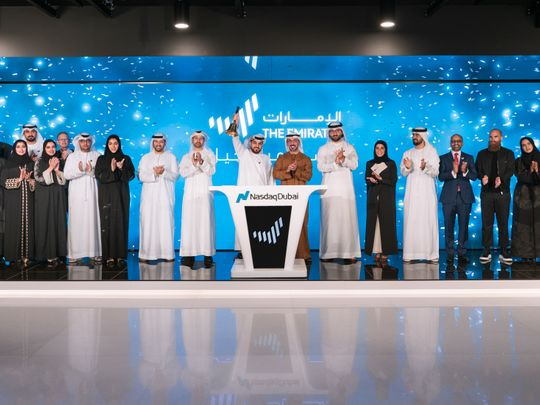 New UAE Nation brand goes to Times Square