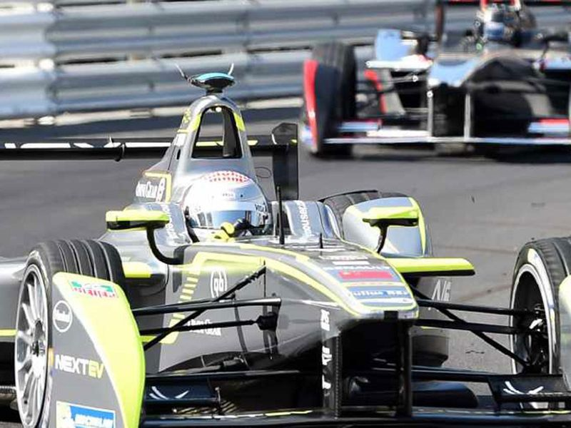 The Chinese Formula E Grand Prix is off