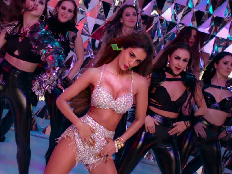 Disha Patani Sets Stage On Fire In The Newly Released Hui Malang Song Entertainment Photos Gulf News